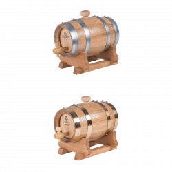 1L French oak barrel