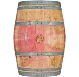 Second-hand wine barrel 225L